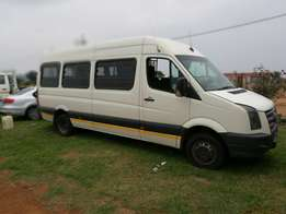 Nissan Crafter 23 seater