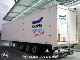 Knapen 90m3 Liftachse Cargofloor K100 - For Import