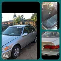 4 months used Cotonu imported Camry 2001(Big Light)