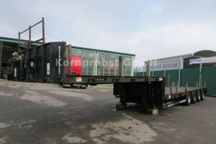 Kotschenreuther STL 440 - Semi Tieflader Nr.: 059 - 2008