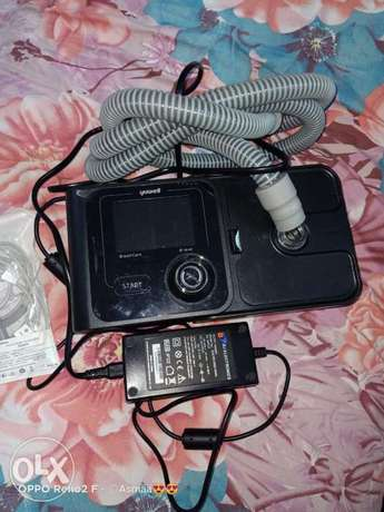 Home bipap &pulse oximeter