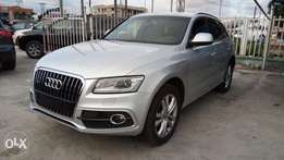 Clean 2014 Audi Q5 2.0T Quattro S-line Edition In Superb Condition.