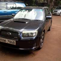 Subaru Forester Kbw cross sports automatic turbo
