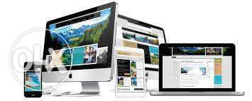 We Develop professional eye catching website for your business
