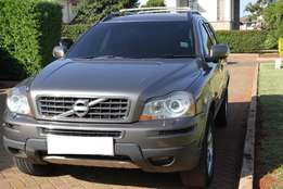 Volvo XC90 2.4TD Quick Sale-Ex UK! 7 Seater! Voted Best 2ndhand SUV