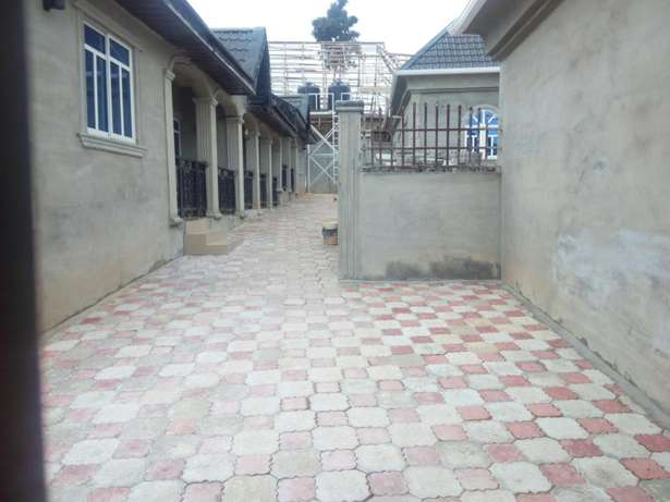 2 Bedroom at Agunbelewo new house #200k Osogbo - image 3