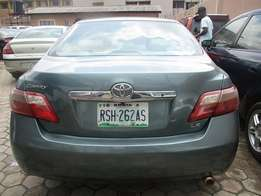 Toyota Camry 2008 Model, Leather Seat