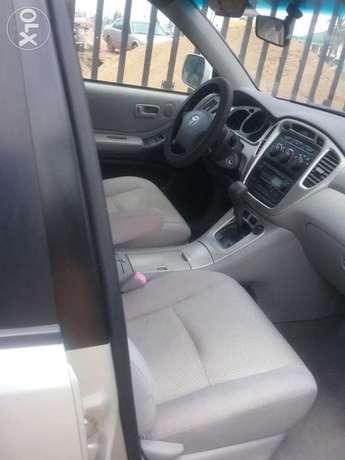 Clean 2005 tokunbo highlander. 3row Lagos Mainland - image 7