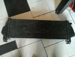 Vito benz intercooler benz