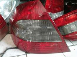 Tail light for benzene with 211