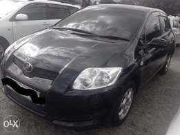 2009 Toyota Auris black beauty very clean