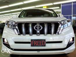 Toyota prado tx l package