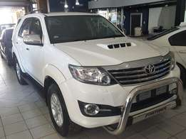 2015 Toyota Fortuner 3.0D-4d A/t