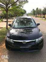 direct tokunbo form Canada 2007 Honda Civic 1.8m