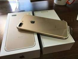Brand New IPhone 7 256gbGB Gold in colour for sale!