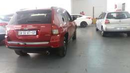 Jeep Compass 2.0 Limited 2014 Model