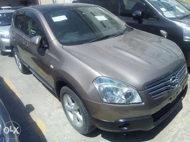Nissan Dualis Arrived now KCN Mombasa Island - image 1