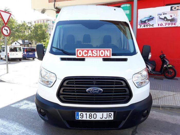 Ford Transit Ft 350 L3 Van Ambiente 105 - 2016