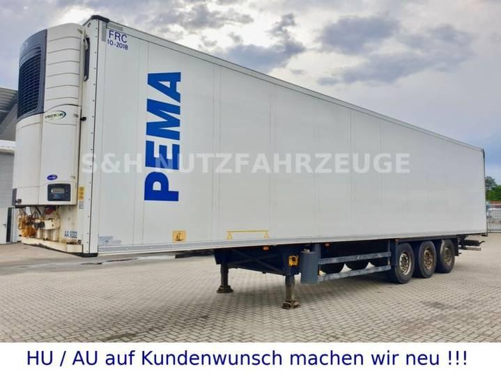 Schmitz Cargobull CARRIER VECTOR 1550 Doppelstock 8200H - 2012