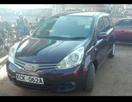 Nissan note quick sale