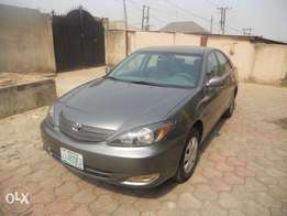 Less Than A Year Used 2003 Toyota Camry