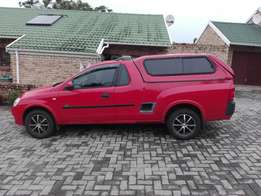 Red Corsa Utility (2009) Sport
