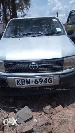 Quick sale! Toyota Probox KBW available at 430k asking price! Nairobi CBD - image 1