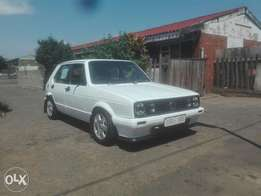 Urgent sale - Citi Golf 2.0 8v, price neg.