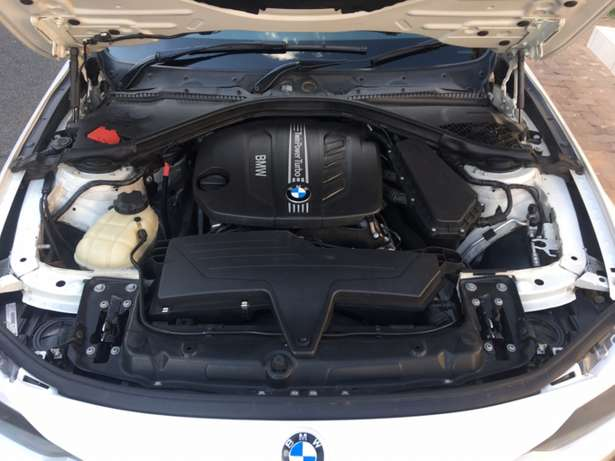 BMW 320 D auto f30 for cheap price Claudius - image 4