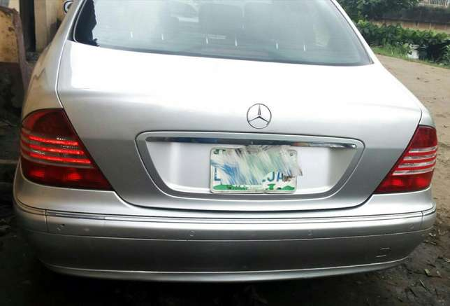 Super neat first Body Mercedes Benz S500 at give away price Surulere - image 2