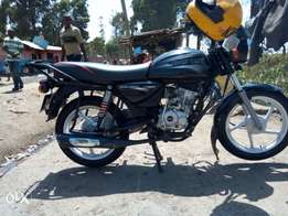 Boxer motorbike on sale