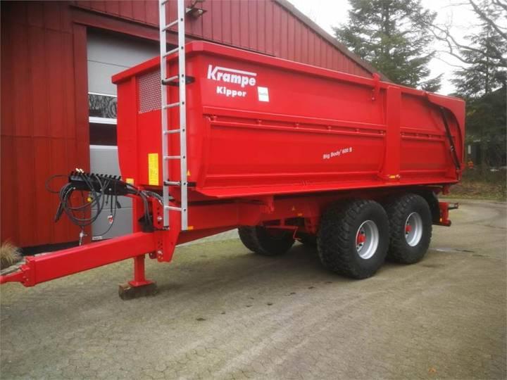 Krampe Big Body 600 S - 2016
