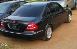 Clean used 2005 E350 mercedes benz