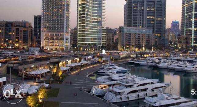 Downtown | Beirut | Partial Zaytunay Bay View | High Floor Good Catch