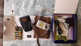 Sony Cyber shot digital camera + battery charger