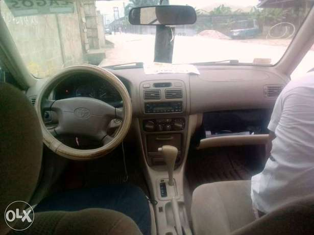 Tincan Cleared 2001 Toyota Corolla CE (gold color) Port Harcourt - image 7