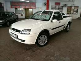 2007 Ford Bantam 1.3i XLT with Aircon, ONLY 103000kms, Call Bibi
