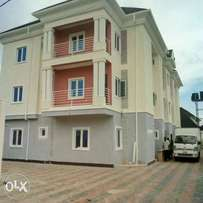 Newly built 3 bedroom flat at Happy land estate, Ajah