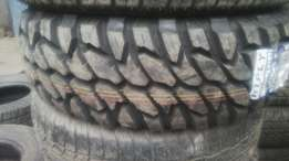 235/75/15 Hifly tyres, 15,000