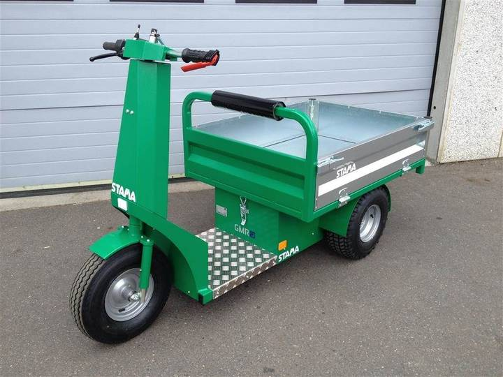Stama Micro Truck, El-drevet - 2019