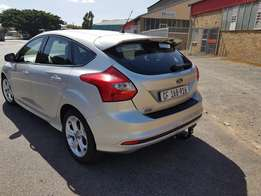 2013 Ford Focus 2.0 TDCi Powershift