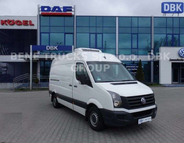 5db0d6dac4 Volkswagen Crafter 2.0 Tdi Refrigerator Body 2015 - 2015 for sale ...