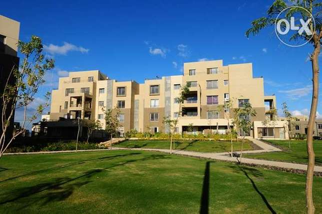 Apartment 153 m2 with down payment Fully Finished in Palm Parks