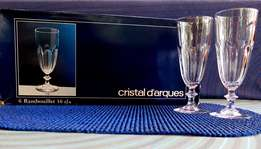 Genuine Flutes Lead Crystal – Cristal D'Arques / made in France