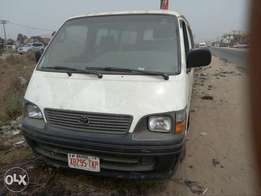 Nigerian used Toyota Hiace for sale