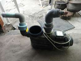 Pool pump forsale
