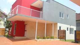 Newly built three bedroom house with a boys quarters for sale