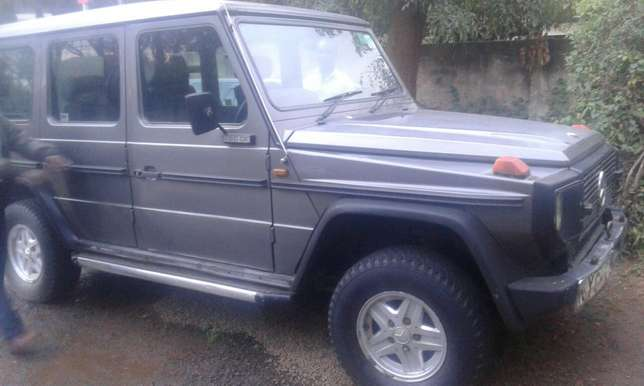 mercedes G Wagon Westlands - image 4
