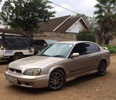 1999 Subaru Legacy | KAU | Auto | 2ltr | Leather Seats | MINT