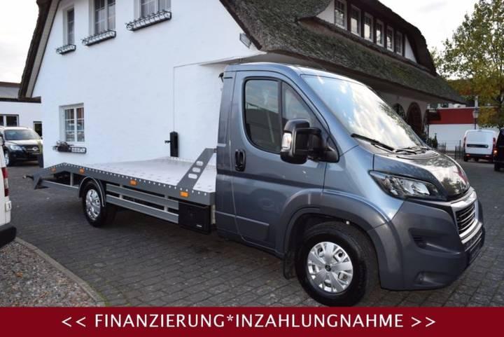 Peugeot Boxer HDi 163 PS, Euro 6 **Alu-Aufbau - 2018